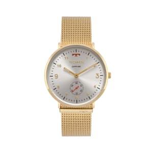 Relógio Technos Slim Unissex Dourado Analógico 1L45AZ/4B