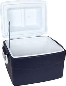 Caixa Térmica Glacial Mor 55 Litros Azul