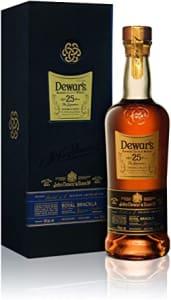 Whisky Dewar's 25 Anos 750ml