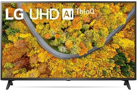 Confira ➤ 2021 Smart TV LG 55 4K UHD 55UP7550 WiFi Bluetooth HDR Inteligência Artificial ThinQAI Smart Magic Google Alexa ❤️ Preço em Promoção ou Cupom Promocional de Desconto da Oferta Pode Expirar No Site Oficial ⭐ Comprar Barato é Aqui!