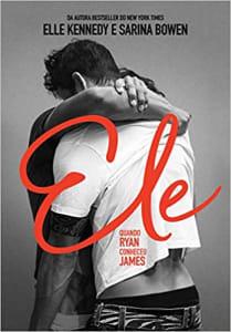 Livro Ele: Quando Ryan Conheceu James