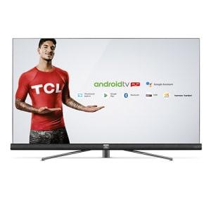 "Smart TV Android Ultra HD 4K LED 65"" TCL C6 HDR 3 HDMI 2 USB Bluetooth Wi-Fi e Sistema de Som Harman"