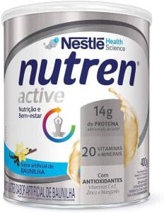 Suplemento Alimentar Nutren Active Baunilha - 400g