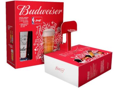 Confira ➤ Kit Cerveja Budweiser NBA 2 Unidades 330ml Cada – com 1 Copo ❤️ Preço em Promoção ou Cupom Promocional de Desconto da Oferta Pode Expirar No Site Oficial ⭐ Comprar Barato é Aqui!