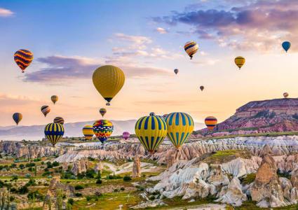 Pacote Turquia (Istambul + Capadócia) - 2022 e 2023 - Aéreo + Hospedagem
