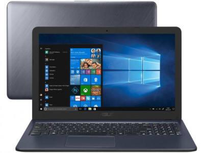 """Confira ➤ Notebook Asus VivoBook X543MA-GQ1300T – Intel Celeron Dual-Core 4GB 500GB 15,6"""" Windows 10 – Magazine ❤️ Preço em Promoção ou Cupom Promocional de Desconto da Oferta Pode Expirar No Site Oficial ⭐ Comprar Barato é Aqui!"""