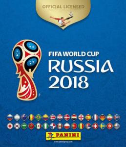 Kit Figurinhas Copa do Mundo Fifa 2018 - 12 Envelopes (60 Unidades)