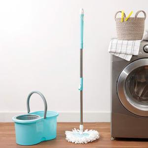 MOP Giratório Azul - Fun Clean