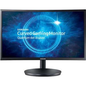 Oferta ➤ Monitor Gamer LCD 24 Curvo 1ms 144hz C24FG70 – Samsung (Cód. 132250554)   . Veja essa promoção