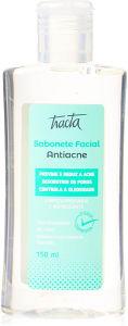 Sabonete Facial Antiacne 150ml - Tracta