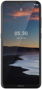 Confira ➤ Smartphone Nokia 5.3 128GB Dual SIM 4GB RAM Tela 6,55 Pol. Câmera Quádrupla com IA + Lentes Ultra-Wide Carvão NK007 ❤️ Preço em Promoção ou Cupom Promocional de Desconto da Oferta Pode Expirar No Site Oficial ⭐ Comprar Barato é Aqui!
