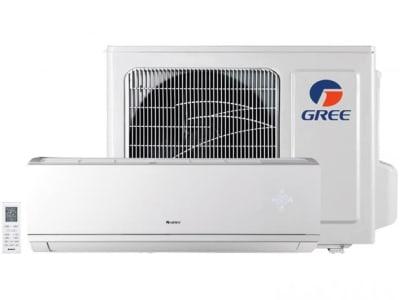 Ar-condicionado Split Gree Inverter 9.000 BTUs - Quente/Frio Hi-wall Eco Garden GWH09QAD3DNB8MI