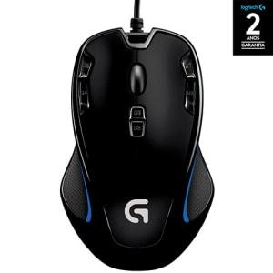 Mouse Gamer G300s 2.500 DPI - Logitech G