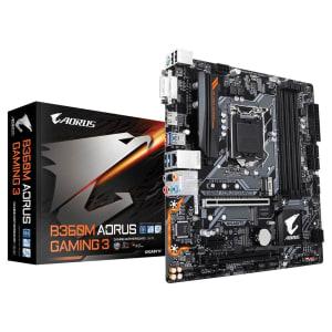 Placa-Mãe Gigabyte B360M Aorus Gaming 3, Intel LGA 1151, mATX, DDR4