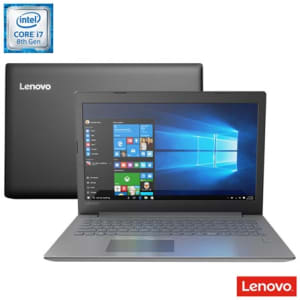 """Notebook Lenovo Ideapad 320 Full HD 15.6"""", Intel® Core™ i7-8550U, 8GB, 1TB, Nvidia™ GeForce MX150 4GB - 81G30000BR - L281G30000PTO"""