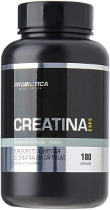 Creatina Probiótica 180 Cápsulas