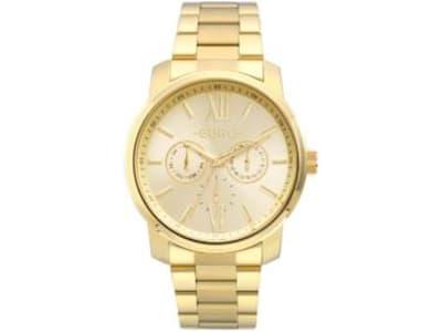 Relógio Feminino Euro Analógico Multiglow - EU6P29AGUTD/4D Dourado - Magazine Ofertaesperta