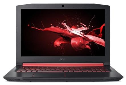 Notebook Acer Aspire Nitro 5 AN515-51-70J1 Intel Core i7-7700HQ Memoria RAM de 16GB SSD de 128GB + HD de 1TB