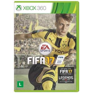 Oferta ➤ Jogo FIFA 17 – Xbox 360   . Veja essa promoção