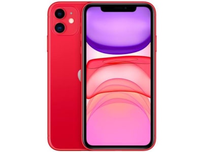 "iPhone 11 Apple 256GB (PRODUCT)RED 6,1"" 12MP iOS - Magazine Ofertaesperta"