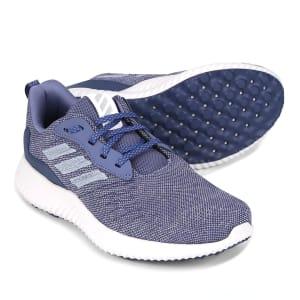 Tênis Adidas Alphabounce Racer Feminino - Azul e Cinza