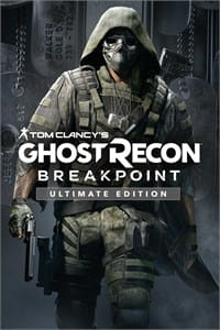 Game Ghost Recon® Breakpoint - Ultimate Edition - Xbox One