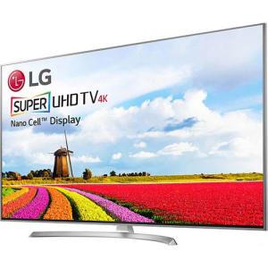 Oferta ➤ Smart TV LED 49 LG 49sj8000 Ultra HD 4k com Conversor Digital 4 HDMI 3 USB Wi-Fi 240Hz Preta   . Veja essa promoção