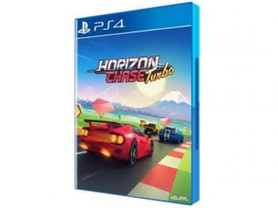Horizon Chase Turbo para PS4 - Aquiris - Magazine Ofertaesperta