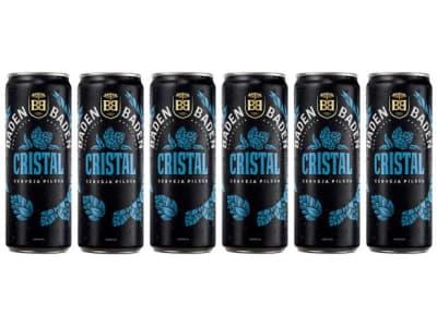 Confira ➤ 6 Unidades – Cerveja Baden Baden Cristal Pilsen Lager – 350ml ❤️ Preço em Promoção ou Cupom Promocional de Desconto da Oferta Pode Expirar No Site Oficial ⭐ Comprar Barato é Aqui!
