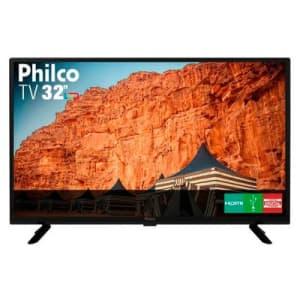 TV 32 Polegadas Philco HD PTV32G50D - TV Philco 32 Polegadas Led HD PTV32G50D Preta