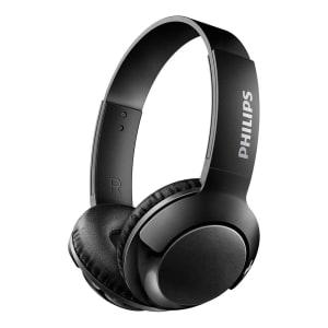 Fone de Ouvido Philips SHB3075BK/00 com Bass+ Microfone e Tecnologia Bluetooth - Preto