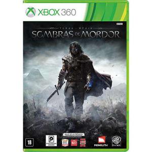 Game - Terra-Média: Sombras de Mordor - Xbox 360