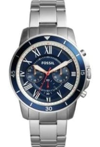 Relógio Fossil Casual Masculino Prata Analógico FS5238 1AN 6fa096a706
