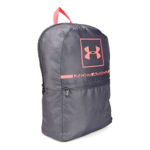 Mochila Under Armour Project 5 - Grafite e Rosa
