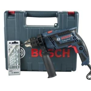 """Furadeira de Impacto 1/2"""" 650 Watts Velocidade Variável - Bosch"""