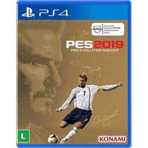 Game Pro Evolution Soccer 2019 David Beckham Edition PS4