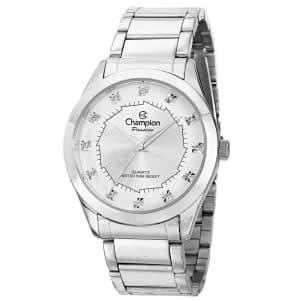 Relógio Feminino Analógico Champion CH24759Q - Prata