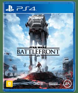 Star Wars - Battlefront - PS4 (Cód: 9171380)