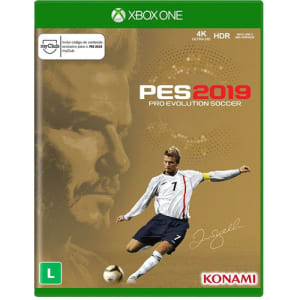 Game Pro Evolution Soccer 2019 David Beckham Edition - XBOX ONE