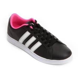 Tênis Adidas Vs Advantage Feminino - Preto
