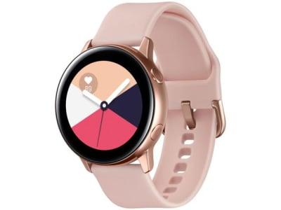 Smartwatch Samsung Galaxy Watch Active Rose - 40mm 4GB - Magazine Ofertaesperta