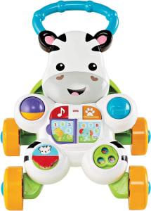 Apoiador Zebra Fisher Price, Mattel