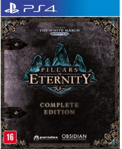 Pillars Of Eternity - Complete Edition - PS4