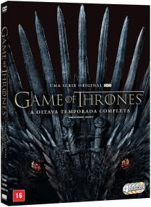 DVD Game of Thrones - 8ª Temporada