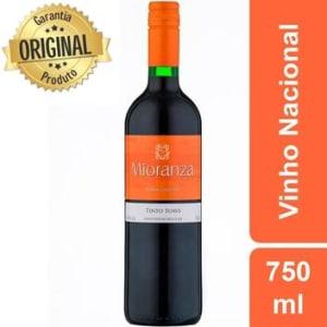 Vinho Tinto Nacional Blend Mioranza Suave 750ml