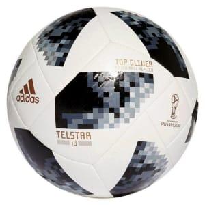 Bola Adidas Telstar 18 Top Glider Campo Copa do Mundo FIFA