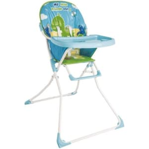 Cadeira de Alimentação - Recreio - Azul - Kiddo