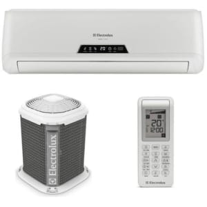 Ar Condicionado Split Hi Wall Electrolux Ecoturbo 9000 BTUs Frio R410 - Magazine Ofertaesperta