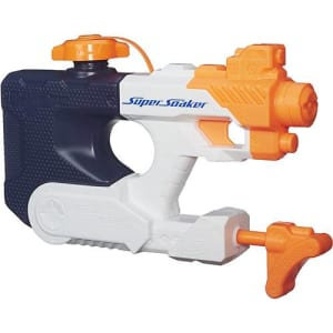 Brinquedo Lança Água Nerf Squall Surge - Super Soaker