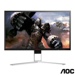 "Monitor Gamer AOC Agon 24"" 240Hz 0,5ms AMD FreeSync - AG251FZ2"